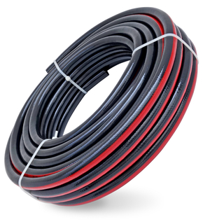 BLACK COMPRESSOR AIR HOSE